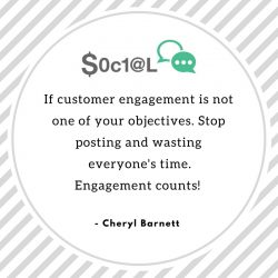 Engaging content for Social Media